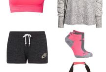 Sports clothes♡