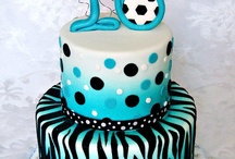 birthday cake ideas / by Jenny Boyett