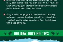 """Holiday Travel Surivival Tips"""