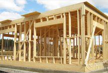 Строительство, Каркасный дом своими руками