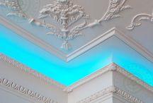 Illuminated Cornices
