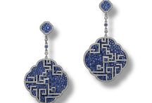 Sparkling jewellery