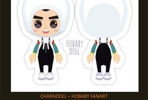 DOLL CHARACTER - CUSTOM / Request DOLL CHARACER (INFINITE/KPOP/DaehanMingukManse/SelfPotret Etc) Process 7-10 days after Payment DONE..!!