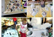 Toddler environments