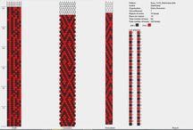 wzory sznurow szydelkowych