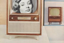 Vintage TV Technology / Vintage Television Advertisements