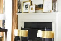 Interiors-space planning ideas / by Kyra Williams