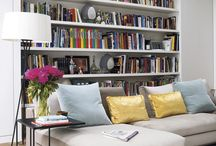 Cool Interiors / Love the palette of colours, so simple and elegant