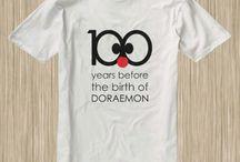 Doraemon Anime Tshirt