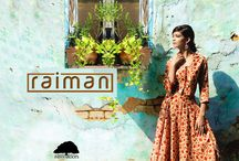 Fusion Wear by Raiman / Designer collection exhibiting bohemian clothing