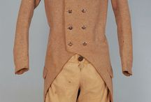 Regency clothes/houses