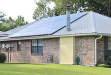 Solar Panels Baton Rouge / Photos and Commentary From Baton Rouge Home Appraiser On Solar Panels / by Bill Cobb