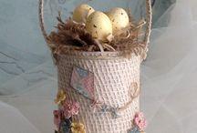 DIY Easter Holiday (к Пасхе мастер-классы)