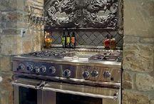 kitchen / cooker