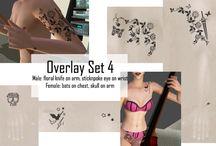 CAS - Body Overlays