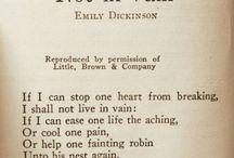 Poetry - Literature
