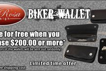 Leather Saddle Bags / High Quality Leather with Excellent Craftsmanship