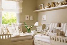 Kids bedrooms / by Kathryn Sparks