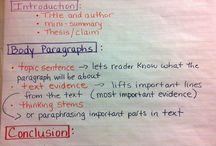 Literary Essay Unit