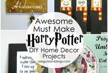 Harry Potter-room decor