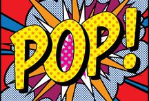 Pop Art / by Hey! Morningstar