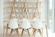 Déco salle à manger / Idées déco pour une salle à manger immaculée