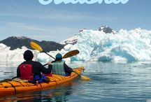 Alaska Travel / Tips, advice, and attraction guides for travel to Alaska. United States | USA | Inside Passage | Anchorage | Ketchikan | Juneau | Fairbanks