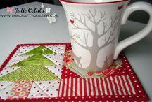 mug rugs patterns free