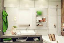 bathroom / by Brandy Jahn