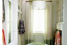Closets / I am in love with my own closet, so I am always looking for inspiration. / by Weddings In Iowa