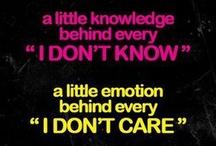 My truth... / by Vivian Larsen