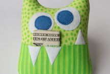 Sewing: Tooth Fairy pillows