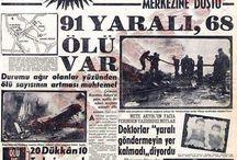 eski gazete haberleri