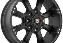 Ballistic wheels
