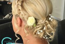 Hairstyles With Braids / All images on this page are of work created by the Gemma Nichols Hair and Makeup Artistry Team. www.gemmanichols.com.au