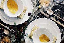 Table Settings & Tableware / by Suki Chik