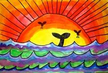 Mahi toi / Variety of art ideas to promote a variety of mahi toi i roto i te ruma