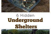 Skryté podzemí - Hidden underground