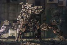 CG : Machine & Vehicle