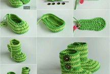 boticky, ponozky