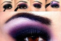 makeup and hair ideas  / by Joy Rodriguez