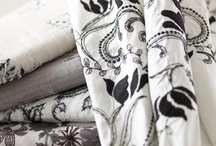 Fabrics  / An array of my favorite styles.