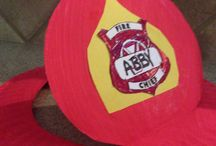 Fire Safety theme / Ideas for a fire safety theme in Pre-k, kindergarten and 1st grade