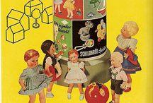 Vintage Doll Katalog / by Ekaterina Vasileva