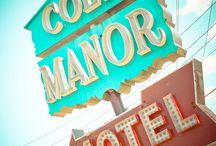Signs, Posters & Ads / neon signs, vintage signage, graphic posters and ads