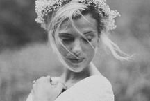 H E R / All about the bride.
