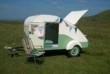 Teardrop caravans / Ik zou er zo graag eentje willen!