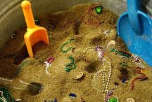 Outdoor Play Ideas / by Stacey McAllister