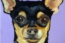 chihuahua stuff / by Trish Poore