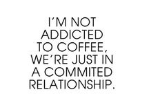 Coffee addicted☕☕